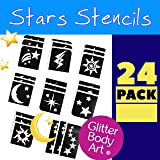 star temporary tattoos for kids