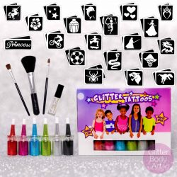 Childrens Tattoo Kit for boys and girls