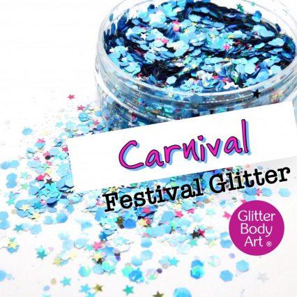 Carnival Festival Glitter