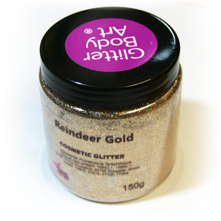 Wholesale Glitter - Reindeer Gold