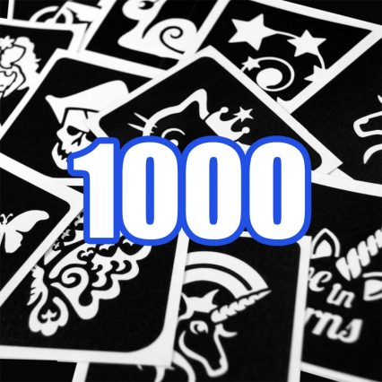 stencil multipack, bulk buy stencils, large quantity of stencils, stencil bundle, multi-pack, multi pack,