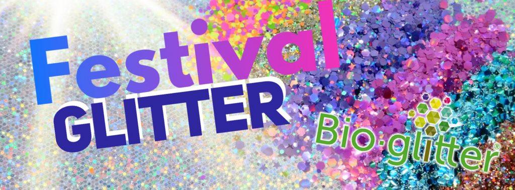 festival glitter collection, bioglitter, chunky eyemakeup, chunky glitter