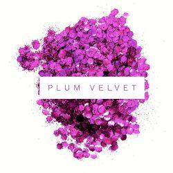 pink festival glitter mix in vibrant pink bio glitter, eco glitter festival glitter
