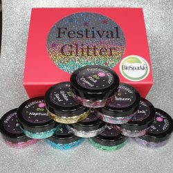 festival glitter set, festival glitter collection