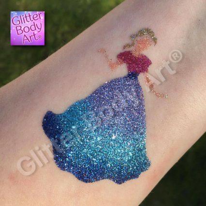 Princess stencil, princess glitter tattoo, Disney princess, princess temporary tattoo, princess template, tinkerbell, fairy stencils, fairy tattoo, fairy temporary tattoo