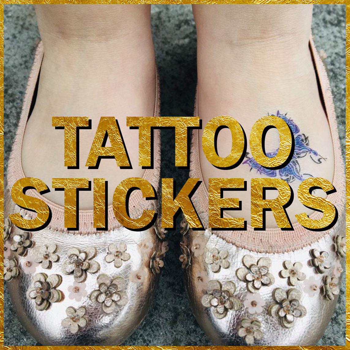 temporary tattoo stickers for childrens party bag fillers