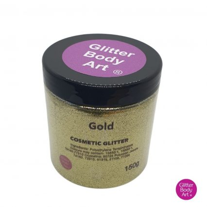 gold cosmetic wholesale glitter