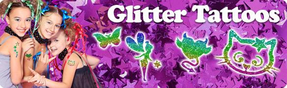 Sand-Glitter-Tattoos