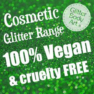 Vegan-Glitter