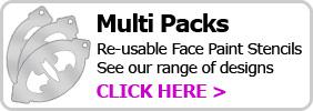 Multi-Pack-Stencils